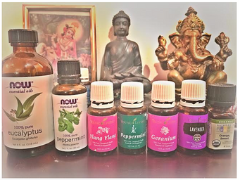 Aromatherapy for Balancing the Doshas