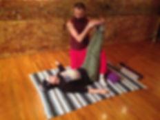 Thai Massage - Von Love & Elena Litvack