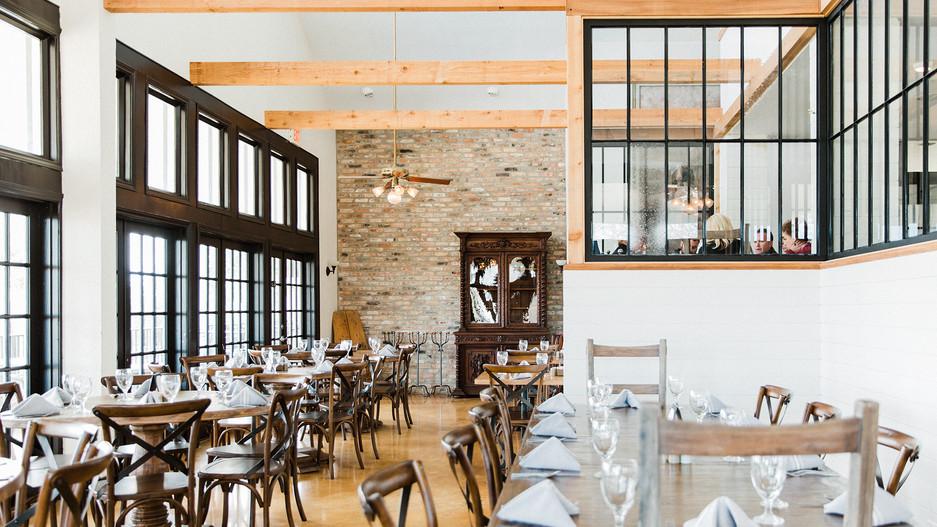 Hillside Restaurant Dining ROom