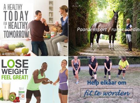 Overgewicht bij ruiters