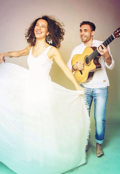 Gypsy Fusion Duo, Paco de Lucia, Flamenco, Gipsy Kings, Vicente Amigo, Rofrigo y Gabriela, Guitar, Cesaria Evora