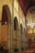 abbaye de marededret | visite guidée | église néogothique | abbaye néogothique | belgique | namur