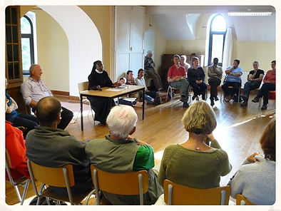 abbaye de marededret | accueil monastique | séjour abbaye | ressourcement | belgique | namur