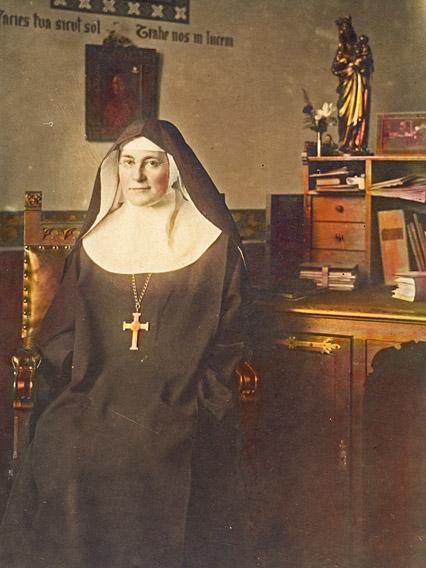 Mme Cécile de Hemptinne