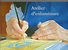 abbaye de marededret | stage enluminure | belgique | namur