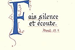 abbaye de marededret | retraite | silence | belgique