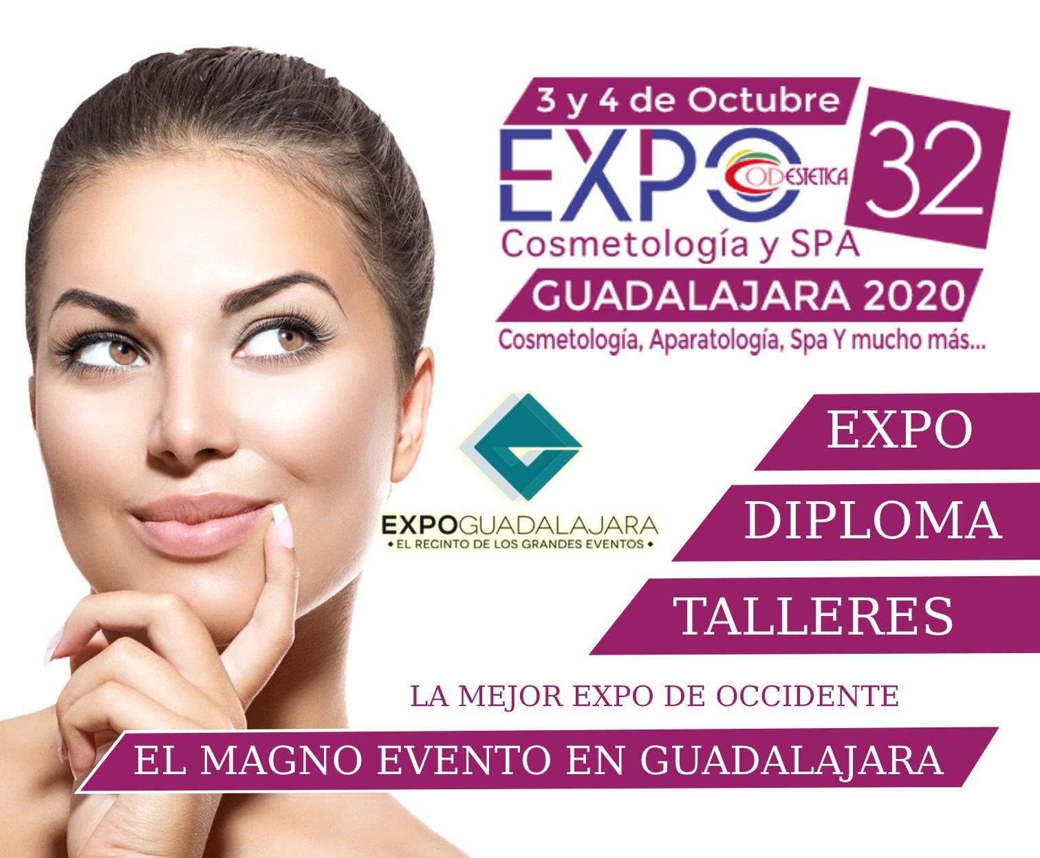 32 EXPO CODESTETICA GDL