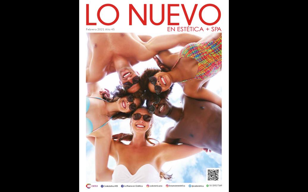 Lo Nuevo en Estética + Spa FEBRERO 2021