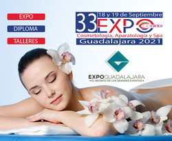33 EXPO CODESTETICA Guadalajara 2021