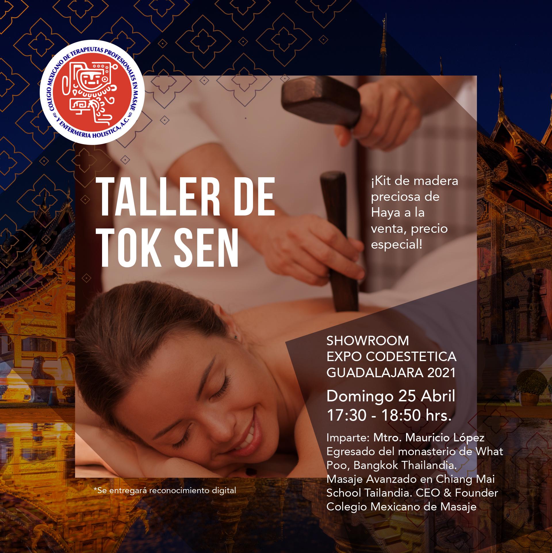 TALLER DE TOK SEN