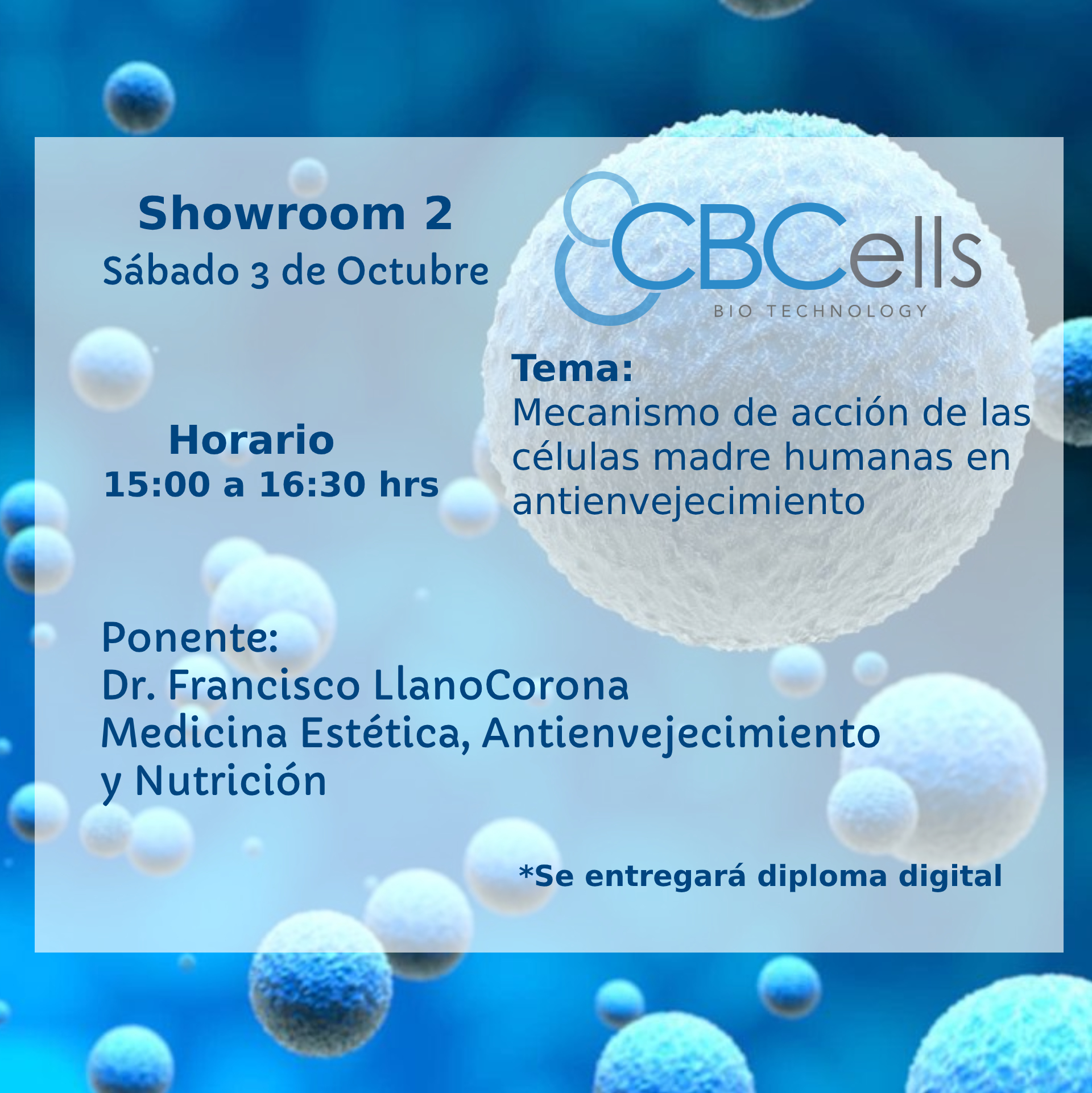 Showroom CDCELLS Bio Technology