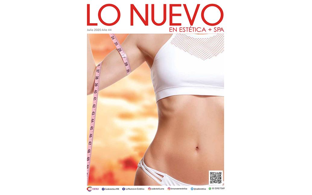 Lo Nuevo en Estética + Spa JULIO 2020