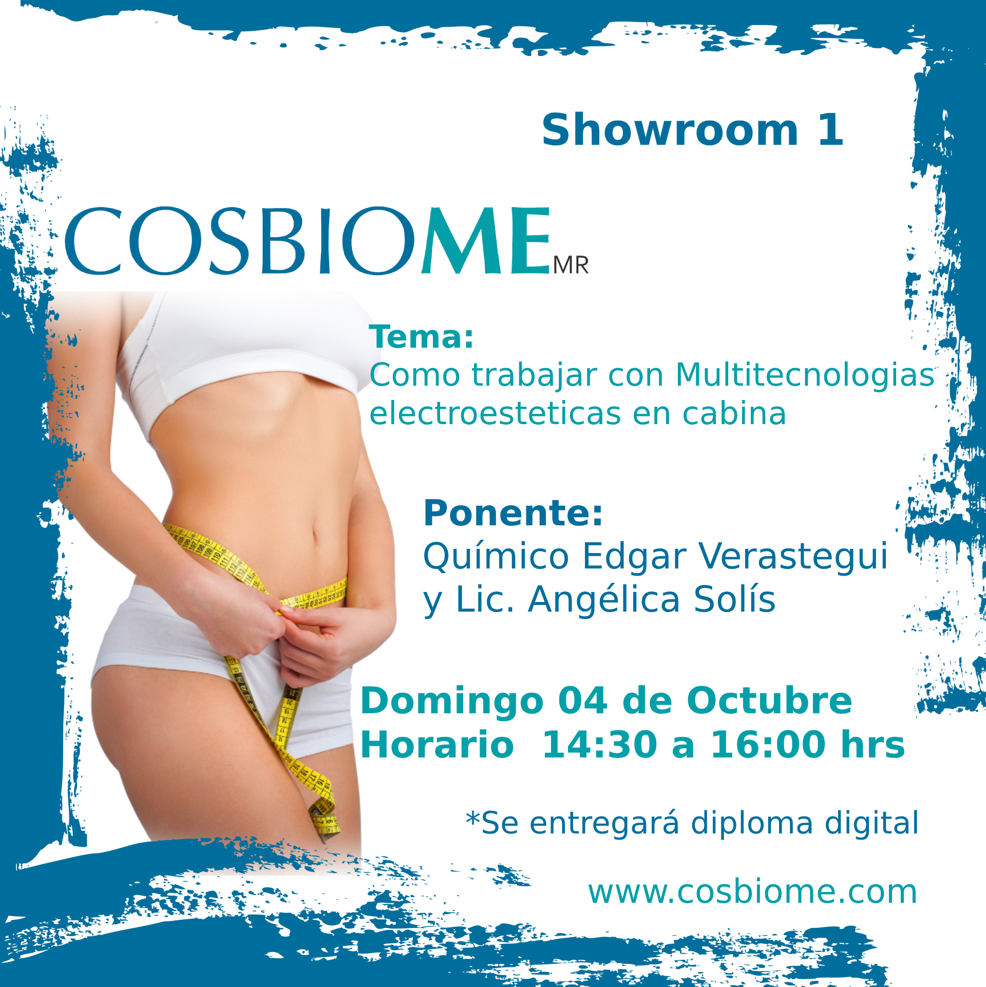 Showroom COSBIOME