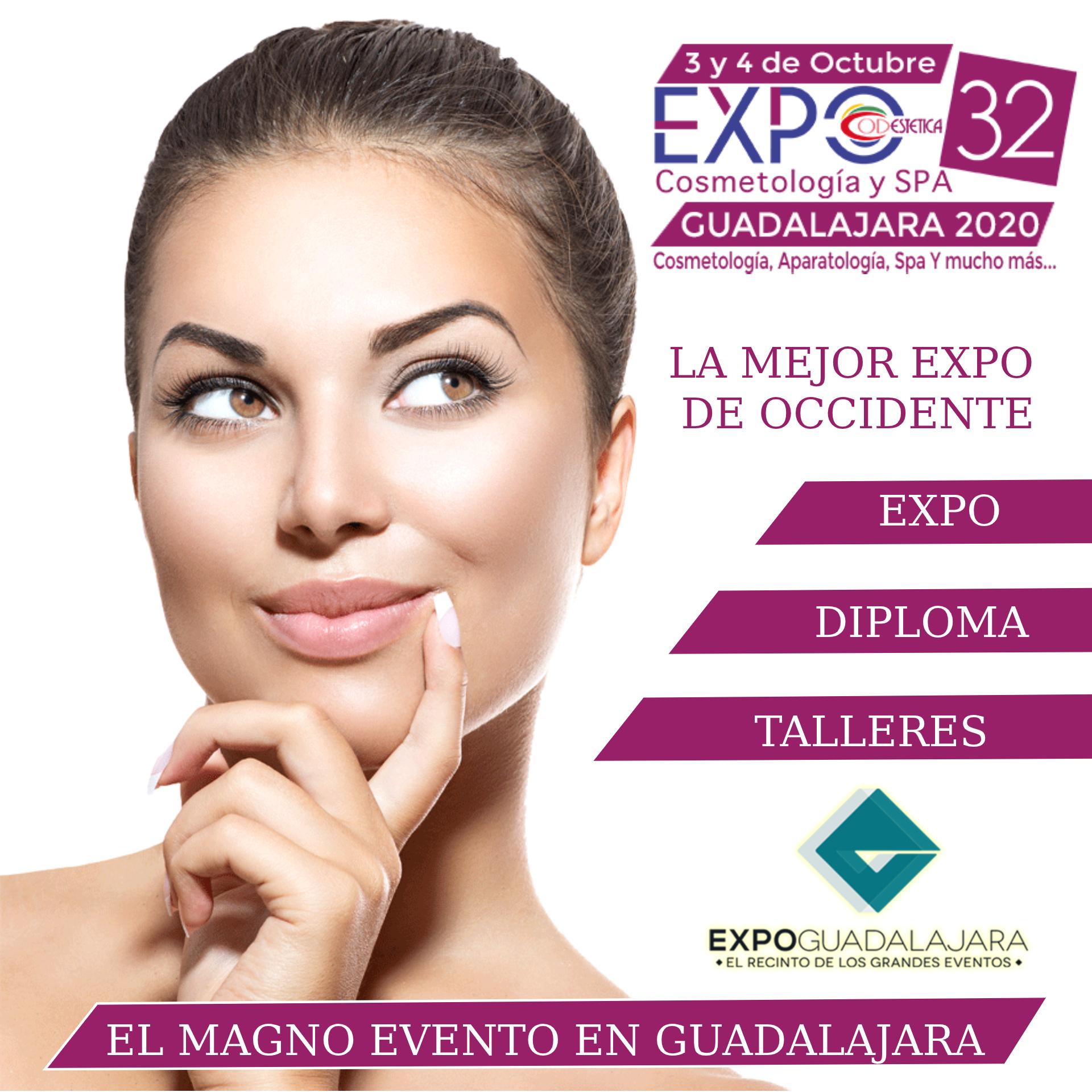 32 EXPO CODESTETICA GUADALAJARA 2020