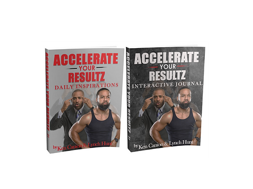 Accelerate Your Resultz (2 Book Set)