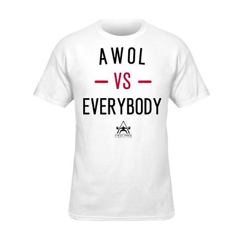 AWOL vs Everybody