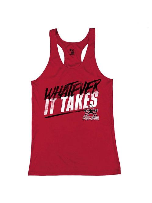 Whatever it Takes (women's tank)