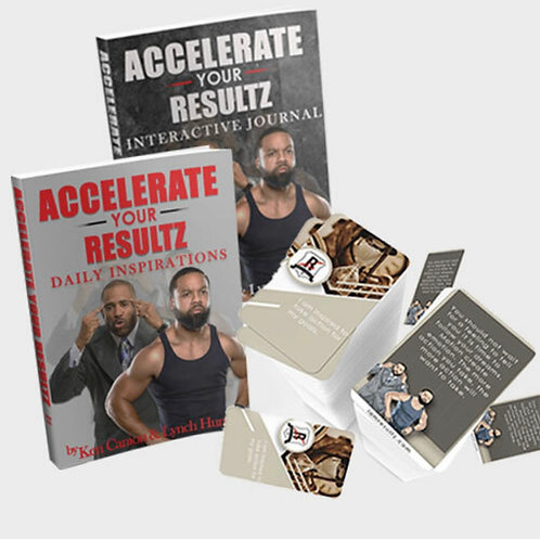 ACCELERATE YOUR RESULTZ PACKAGE