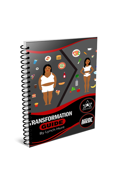 AWOL Nutrition Guide