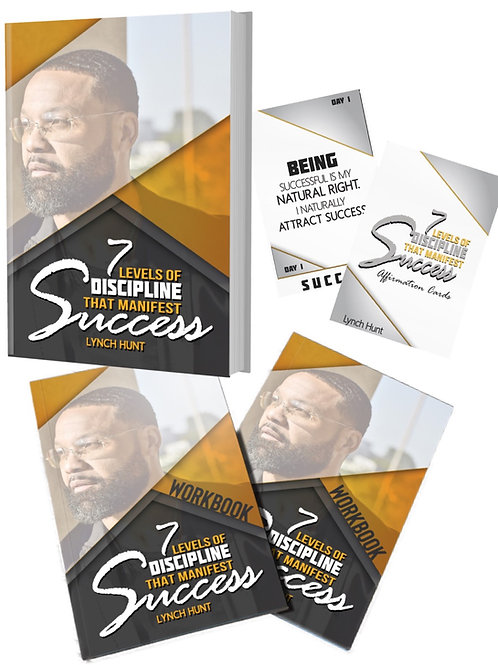 7 LEVELS THAT MANIFEST SUCCESS PACKAGE DEAL
