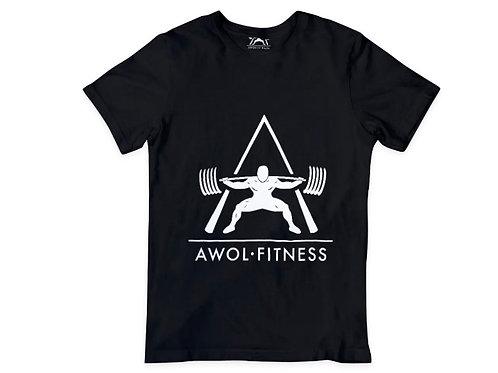 AWOL Logo Tee