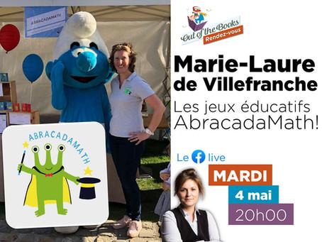"""Les jeux éducatifs """"AbracadaMath"""" de Marie-Laure de Villefranche"""