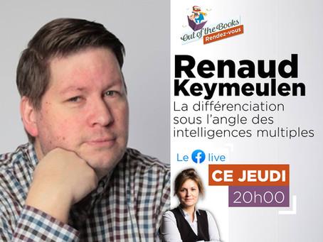 La différenciation sous l'angle des intelligences multiples   Renaud Keymeulen