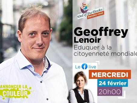 Eduquer à la citoyenneté mondiale - Geoffrey Lenoir