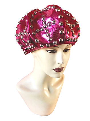 Disco Warrior Queen Beret