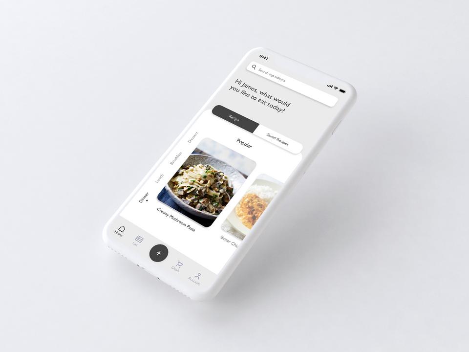 Bento - App Design UX Case Study