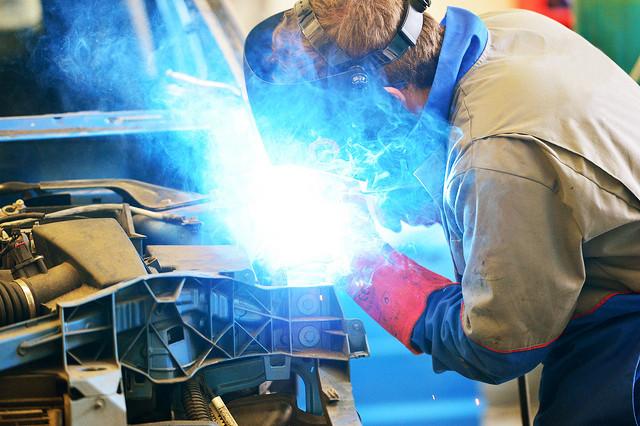 automotive welder