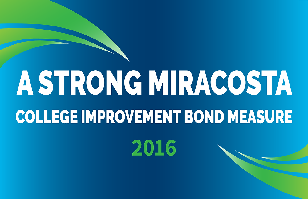 A Strong MiraCosta College Improvement Bond Measure 2016