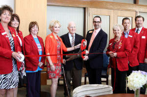Honoring Dr. Gerald Holman with the dedication of our Inpatient Residence