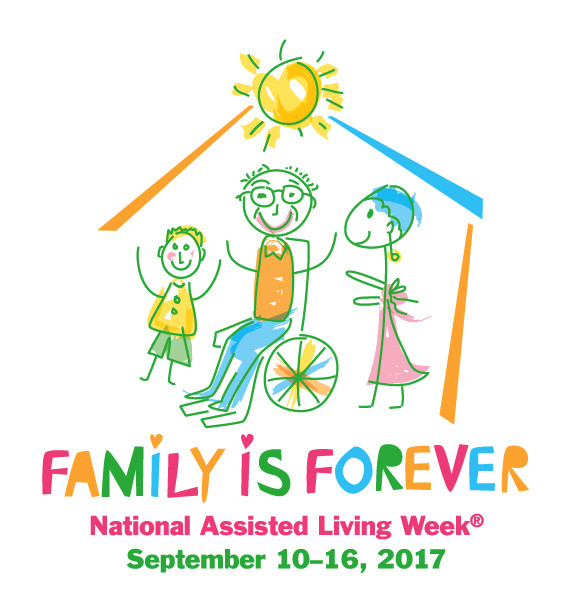 National Assisted Living Week logo