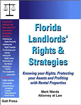 Florida Landlords' Rights and Strategies