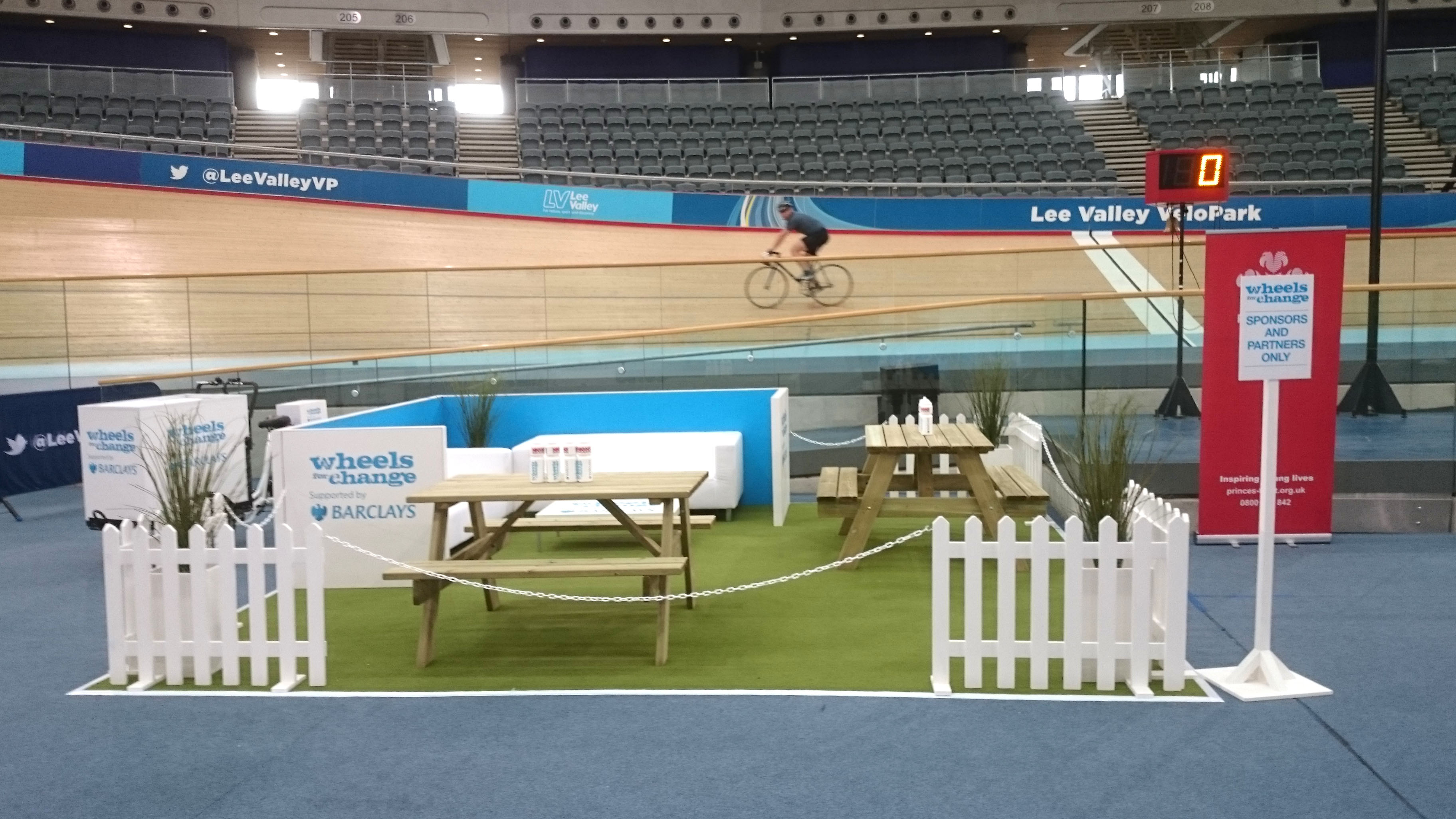 Barclays_Cycling Event