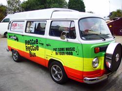 Levi Root Camper Van