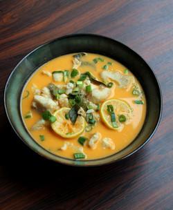 Asiatische Suppe von eat-asia Restuarant für running suhi und all you can eat in Graz