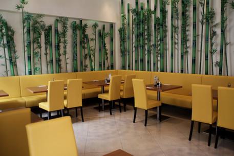 Eat Asia Restaurant für all you can eat Buffet und running Sushi in Graz
