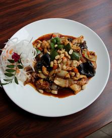 Essen im China Restaurant in Graz mit running suhi