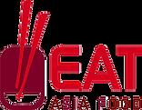 Eat Asia Food Logo asiatische restaurant für chinesisches Essen und running sushi in Graz