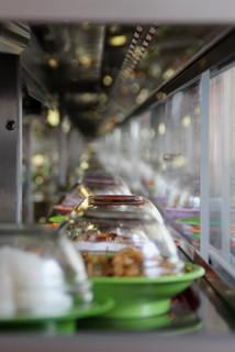 Running sushi Graz, all you can eat asiatisches, chinesisches essen