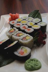 Sushi all you can eat im chinesischem Restaurant in Graz