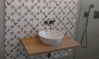 Koupelna ve vile