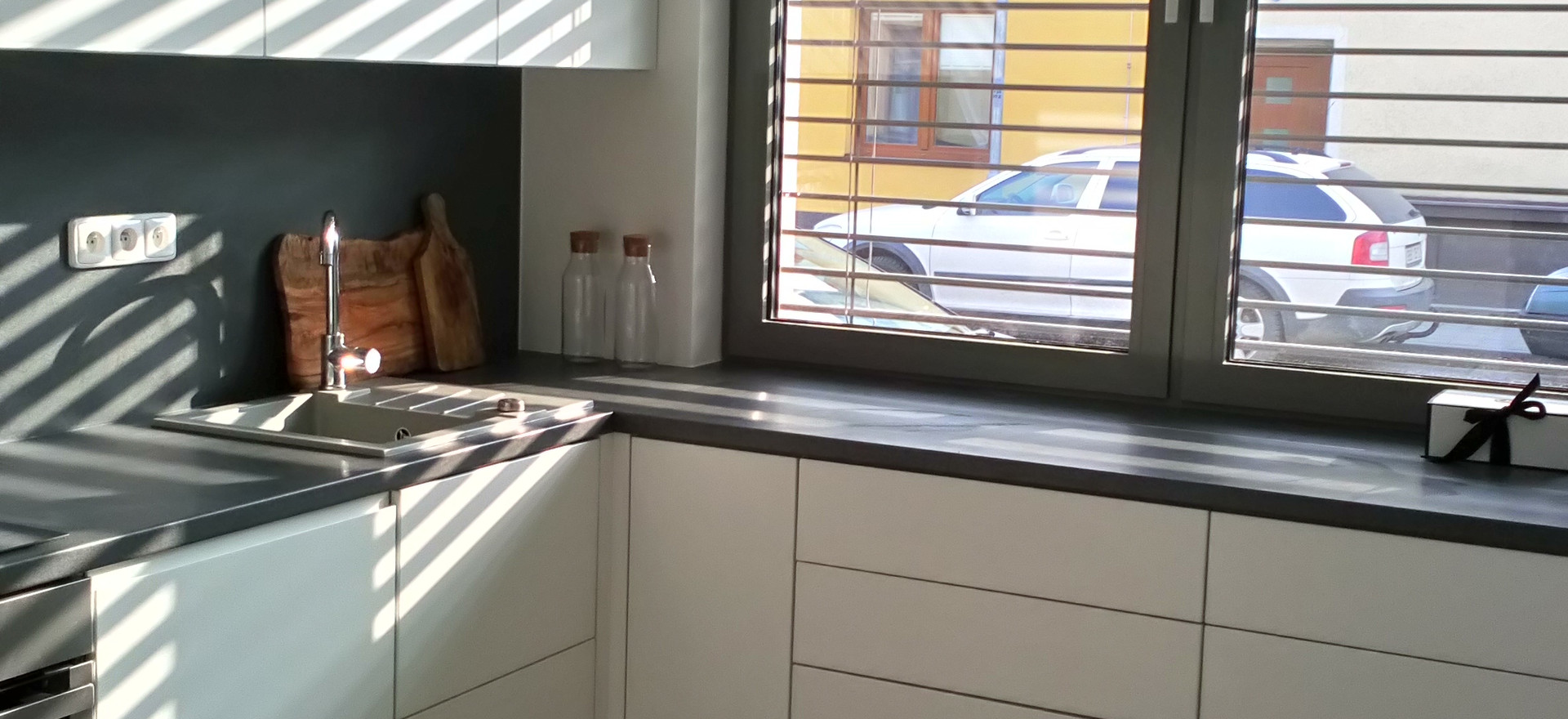Kuchyně pro nájemníka