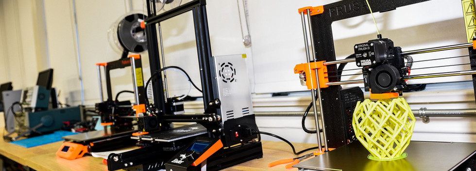 3D Printing in the MakerLab
