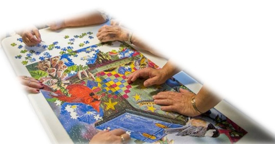 Like a Jigsaw Puzzle