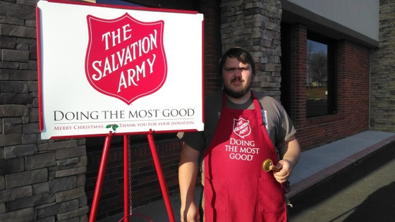 Salvation Army Saved Us