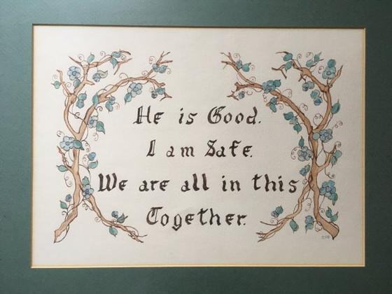 I Salute Grandparents!