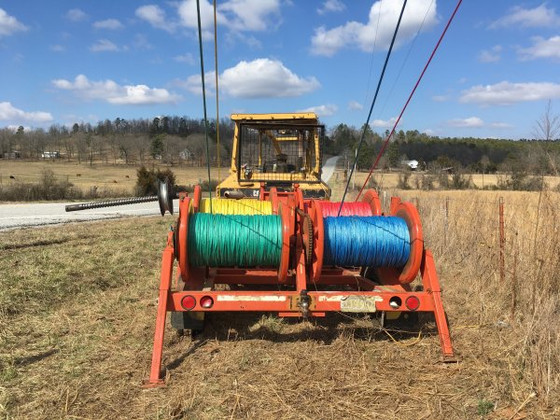 Fiber Optics Is Coming to Our Area!